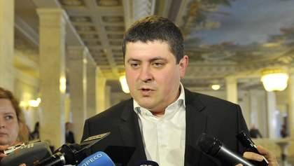 """Бурбак: """"Батьківщина"""" і Опоблок голосують в унісон проти конфіскації коштів Януковича"""