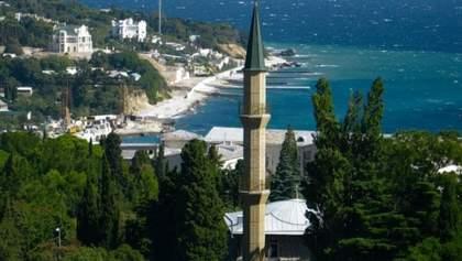 РПЦ планирует построить русский храм на месте ханской мечети в Крыму