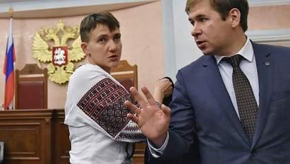"""Новиков заявил, что Савченко """"разбазарила"""" все свои шансы"""
