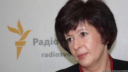 Лутковская готовится поехать в Крым