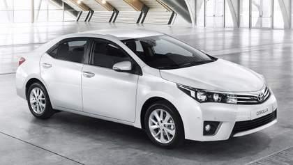 Зачем кременчугским коммунальщикам Toyota за полмиллиона гривен