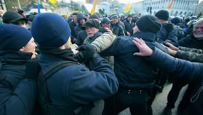 """План """"Шатун"""": нардепи розповіли, хто стоїть за нещодавніми протестами в Києві"""