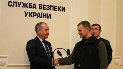 СБУ показала ефектне відео зі звільнення Богданова