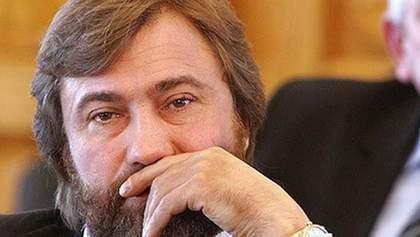 Депутаты попробуют снять неприкосновенность с Новинского