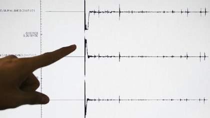 Землю трясло: карта землетрясений за минувшие сутки