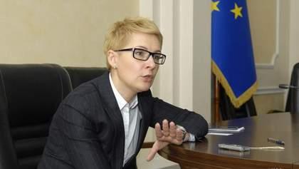Главная люстратор Козаченко объяснила, почему на ее место назначили юную Калинчук