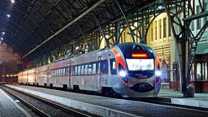 Маршрут поезда Киев – Львов хотят продлить до Польши