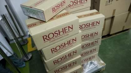 Стало известно о проблемах с продажей Roshen в России