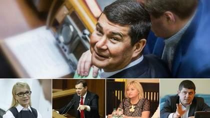 Скандальные заявления Онищенко: как отреагировали украинские политики и кого обвиняют