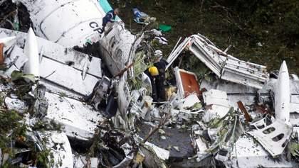 Полиция задержала подозреваемых в авиакатастрофе в Колумбии