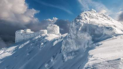 Wikipedia выбрала лучшие фото природы Украины