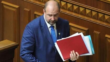 """Через Ляшка одіозний Мельничук покинув """"Волю народу"""""""