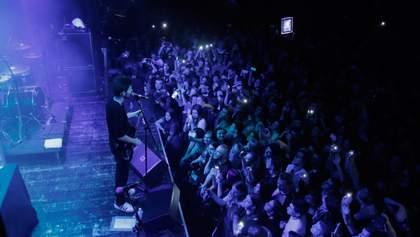 Скандальный рэпер Noize MC отгремел концерт в Киеве: эксклюзивные фото