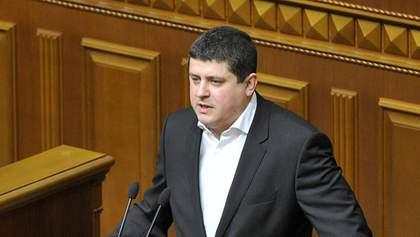 Бурбак: НФ вимагає прийняти закон про спецконфіскацію коштів Януковича, які підуть на соцвиплати