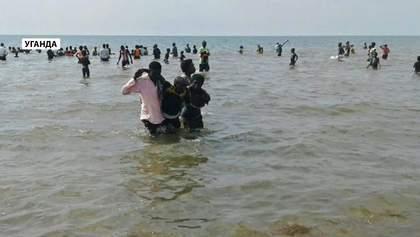 Футбольная команда утонула вместе с болельщиками в Уганде