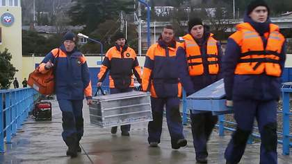"""Появились первые результаты расшифровки """"черных ящиков"""" российского Ту-154, – СМИ"""