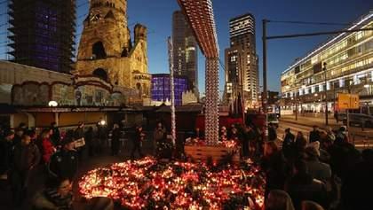 Теракт в Берлине: полиция поймала предполагаемого сообщника террориста