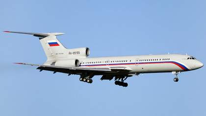 Журнал Charlie Hebdo нарисовал карикатуры об авиакатастрофе российского Ту-154