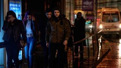 Расстрел ночнго клуба в Стамбуле: среди погибших много иностранцев
