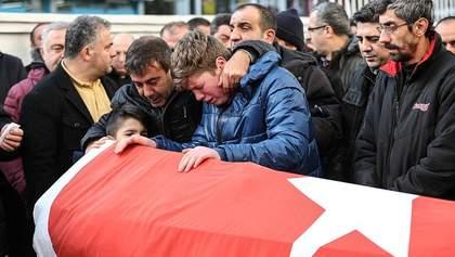 В Стамбуле задержали 8 человек, связанных с терактом в новогоднюю ночь