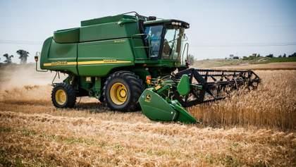 Україна відзначилася неабияким зерновим рекордом