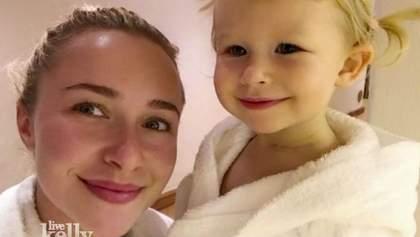 Наречена Кличка бідкається, що їхня донька говорить із сильним російським акцентом