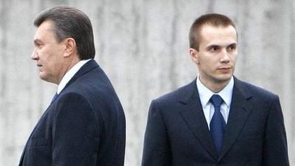 Син Януковича займатиметься будівництвом у Чорногорії, – ЗМІ