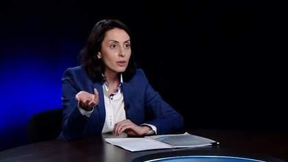 Деканоидзе рассказала, как власть Украины использует реформаторов