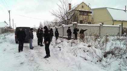 В полиции сделали заявление относительно смертельной перестрелке в Княжичах