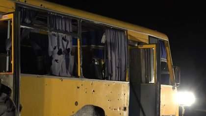 Сьогодні другі роковини розстрілу пасажирського автобуса під Волновахою