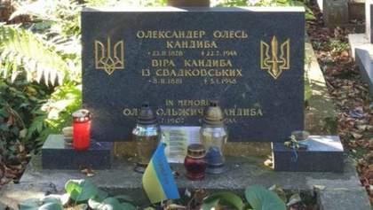 Останки поэта Александра Олеся перезахоронят в Украине