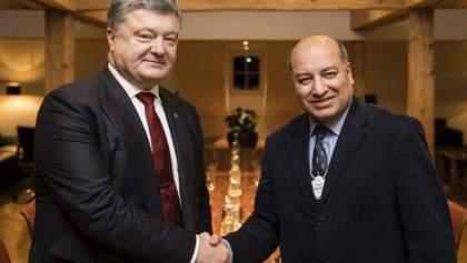 """ЄБРР обіцяє Порошенку допомагати реформувати """"Приватбанк"""""""