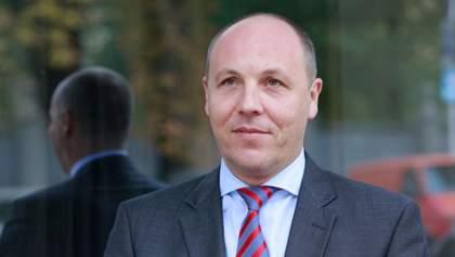 Парубія викликали на допит в прокуратуру через підписання Харківських угод