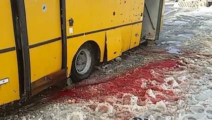 На Украину подали в Европейский суд из-за обстрела боевиками автобуса под Волновахой