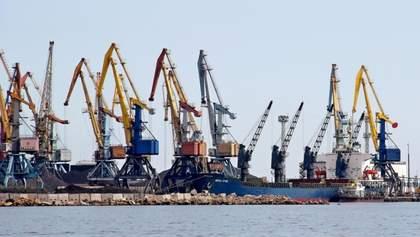 Дії чиновників Мінінфраструктури та АМПУ призвели до збитків на 21 млн грн