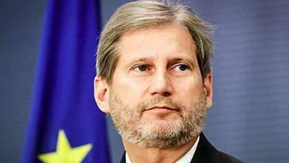 Єврокомісар пояснив, чому санкції з Росії поки не зніматимуть