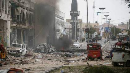 У столиці Сомалі стався теракт: є жертви та поранені