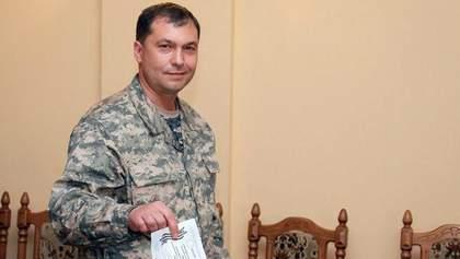 """Террористы обнародовали """"официальную"""" причину смерти экс-главаря Болотова"""