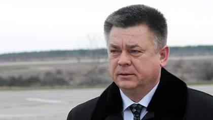 """У міністра часів Януковича при обшуку виявили документи з грифом """"цілком таємно"""""""