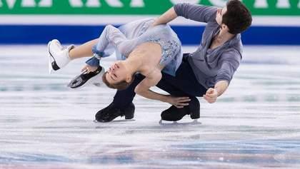 Українці перемогли у світових змаганнях у танцях на льоду