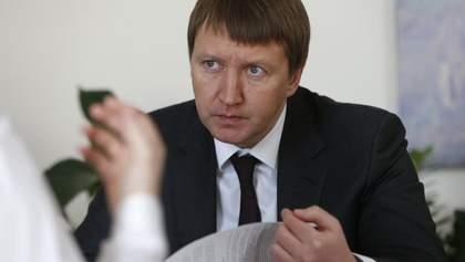 Украинский министр Кутовой работает в стиле регионалов