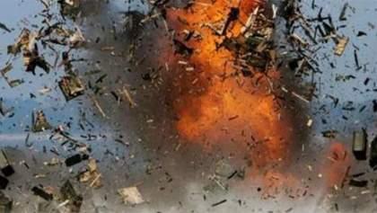 На Донеччині пролунали потужні вибухи: можливі жертви