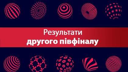 Евровидение-2017: определились победители второго полуфинала национального отбора