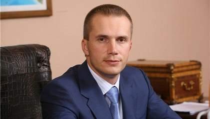 Із грошей сина Януковича зняли арешт