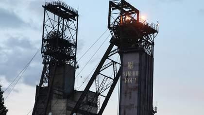 """На шахте """"Степова"""" произошли новые обвалы"""
