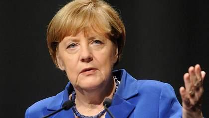 Канцлер Германии побывала на допросе
