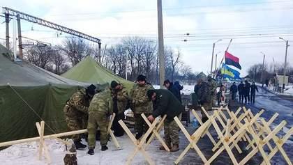 Блокировщики Донбасса выдвинули власти ультиматум