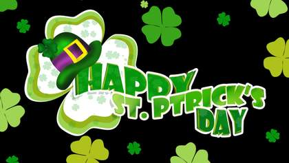 День святого Патрика: интересные факты празднования в Ирландии