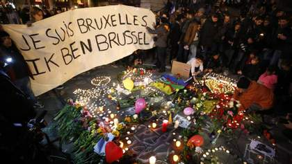 У Брюсселі вшановують жертв терактів 22 березня