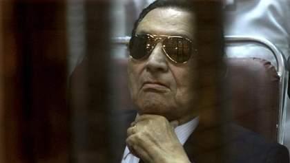 Екс-президент Єгипту вийшов на волю після 6 років арешту